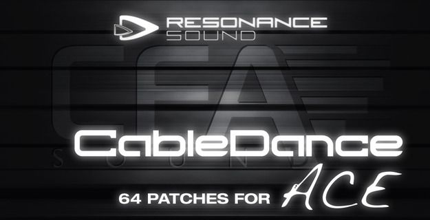 CFA Sound CableDance Presets for U-he ACE-6581