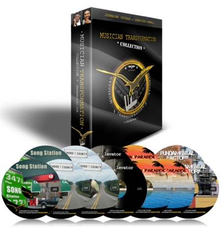 Musician Transformation Collection Learn Piano Keyboard Course Lessons TUTORiAL-MAGNETRiXX