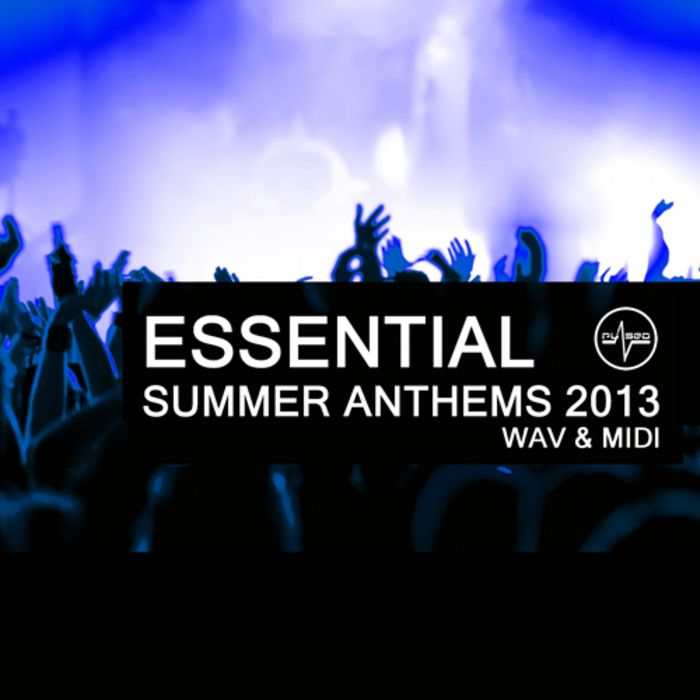 Pulsed Records Essential Summer Anthems 2013 WAV MiDi-MAGNETRiXX