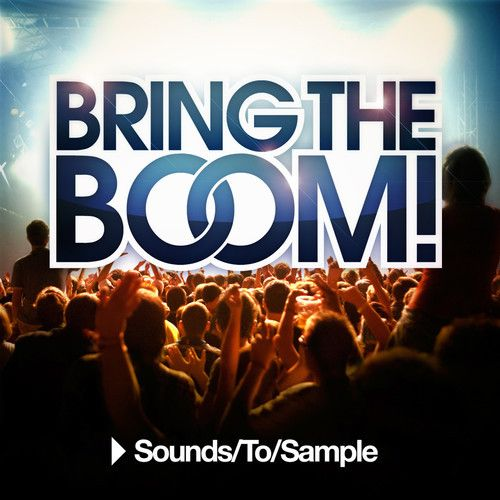 Sounds To Sample Bring the Boom ! WAV MiDi-MAGNETRiXX
