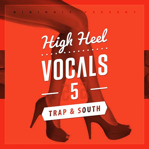 Diginoiz High Heel Vocals 5 WAV AiFF-MAGNETRiXX