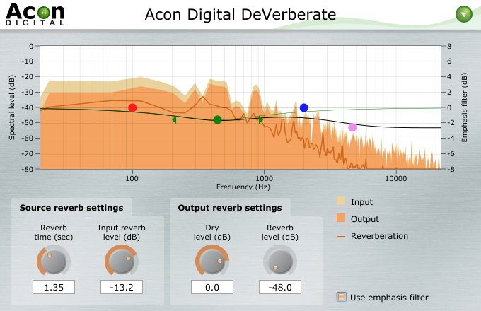 Acon Digital DeVerberate v1.1.0 WiN/MAC-R2R