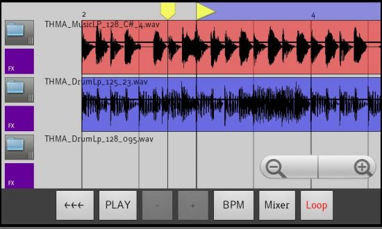 ReLoop Loop Sequencer v2.0.7 For Android