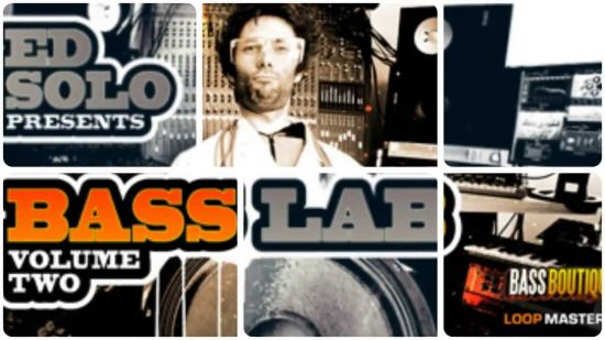 Bass Boutique Ed Solo Presents Bass Lab Vol.2 MULTiFORMAT-AUDIOXiMiK