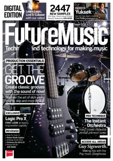 Future Music - September 2013