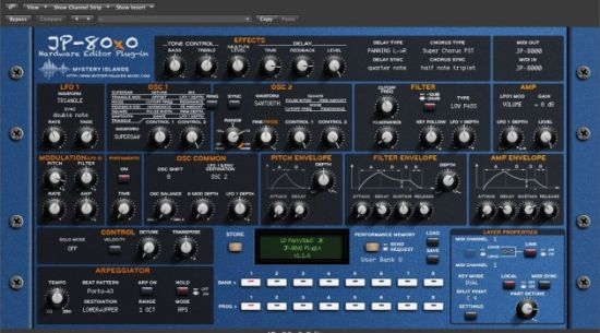 Mystery Islands Music JP-80x0 v1.1.7 MAC OSX-Xdb