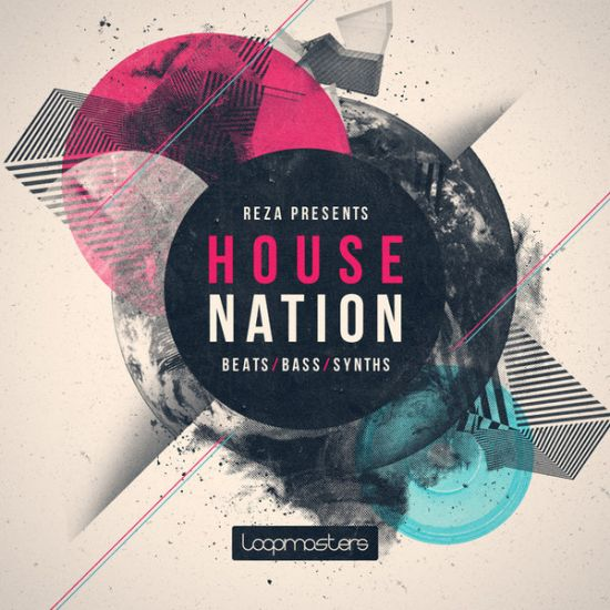 Loopmasters Reza Presents House Nation Vol.1 MULTiFORMAT-MAGNETRiXX
