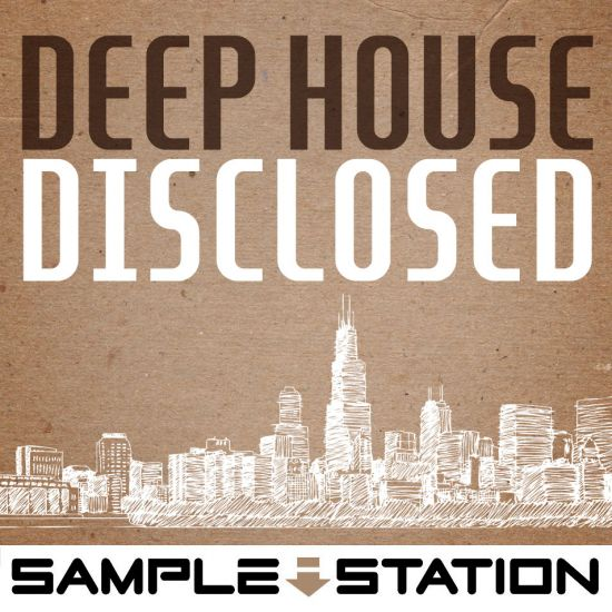 Sample Station Deep House Disclosed WAV-MAGNETRiXX