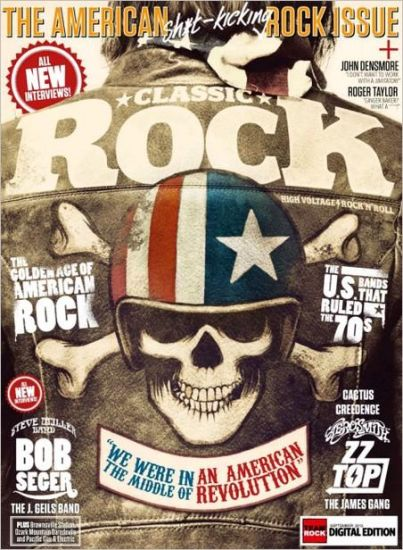 Classic Rock UK - September 2013