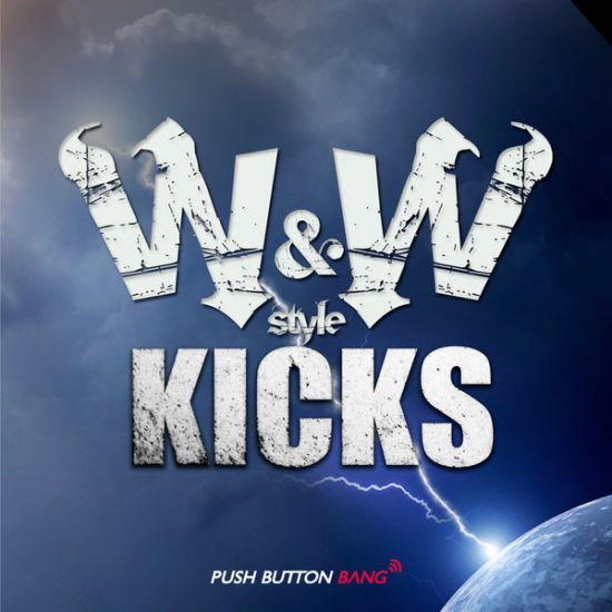 Push Button Bang W and W Style Kicks WAV-MAGNETRiXX