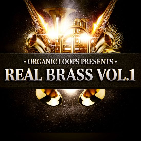 Organic Loops Presents Real Brass Vol.1 WAV REX2 MiDi-MAGNETRiXX