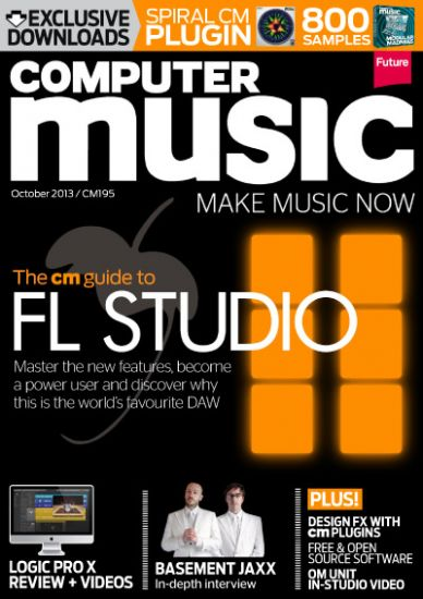 Computer Music - October 2013