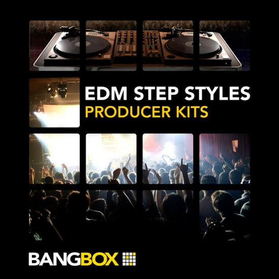 Bangbox EDM Step Styles Producer Kits MiDi Reason Kong Kits-MAGNETRiXX