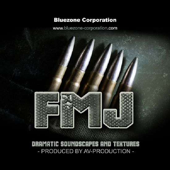 Bluezone Corporation FMJ Dramatic Soundscapes and Textures WAV-MAGNETRiXX