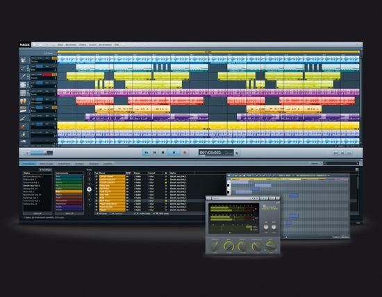 MAGIX Music Maker 2013 Premium 19.0.6.58