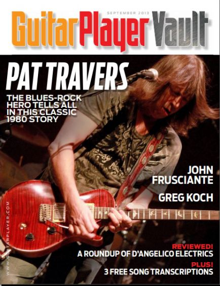 Guitar Player Vault - September 2013