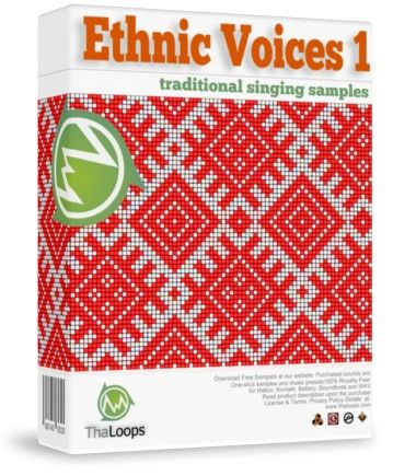 ThaLoops Ethnic Voices 1 MULTiFORMAT