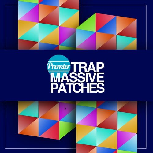 Premier Sound Bank Premier Trap Massive Patches for NI Massive-MAGNETRiXX