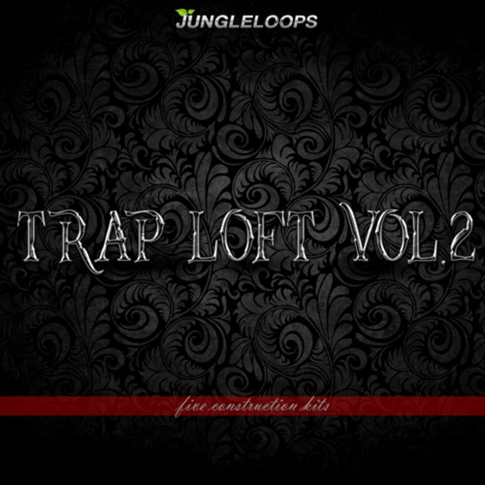 Jungle Loops Trap Loft Vol.2 WAV MiDi-MAGNETRiXX