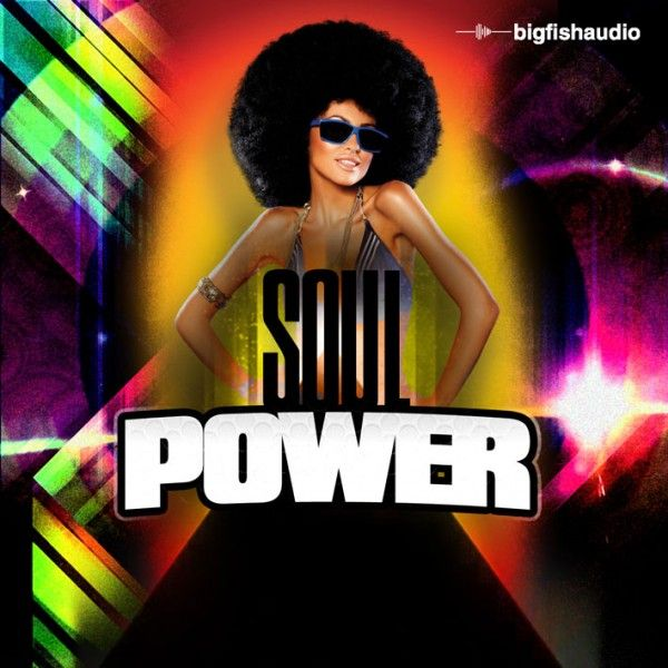 Big Fish Audio Soul Power MULTIFORMAT-MAGNETRiXX