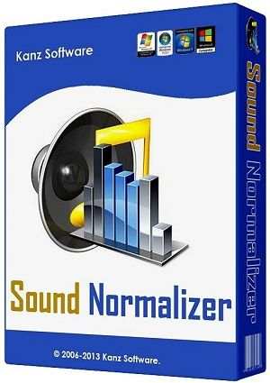 Kanz Software Sound Normalizer v5.72 FiXED-CHAOS