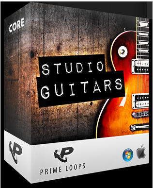Prime Loops Studio Guitars ACiD WAV AiFF REX2-AUDIOXiMiK