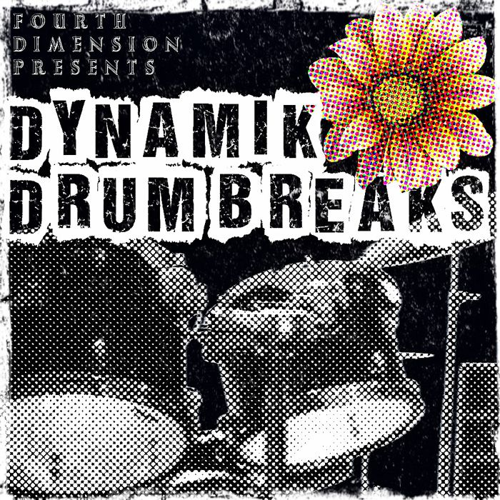 4D Sounds Dynamik Drum Breaks WAV