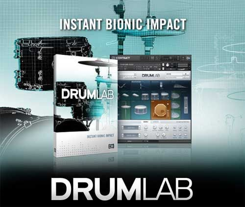 Native Instruments DRUMLAB v1.2 KONTAKT UPDATE