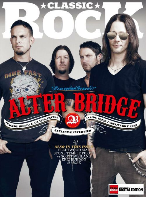 Classic Rock - October 2013