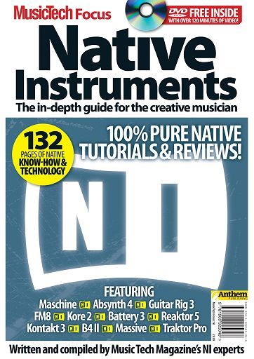 Music Tech Focus: Native Instruments
