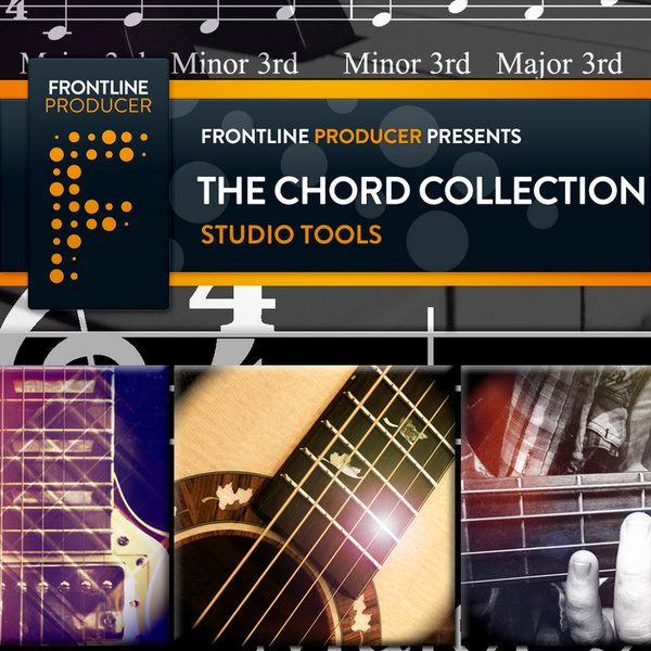 Frontline Producer The Chord Collection Studio Tools MULTiFORMAT-MAGNETRiXX