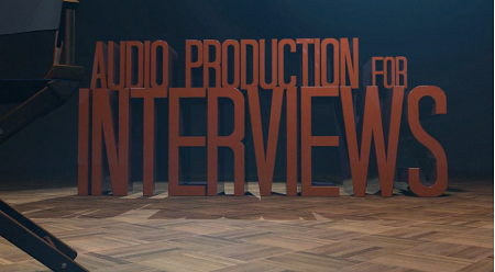 TutsPlus Audio Production for Interviews-PLATO
