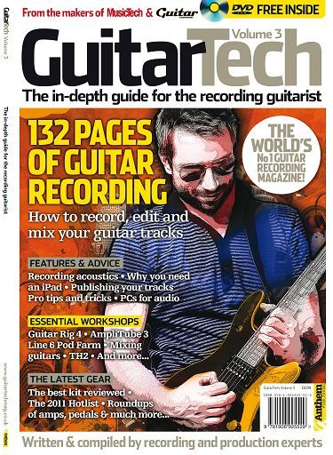 MusicTech Focus: Guitar Tech Volume 3