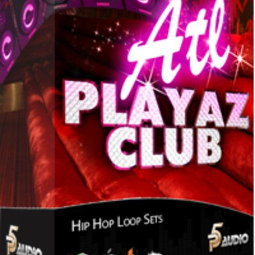 P5Audio ATL Playaz Club Loop Sets ACiD WAV DVDR-KRock