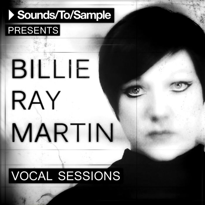 Sounds To Sample Presents Billie Ray Martin Vocal Sessions WAV-MAGNETRiXX