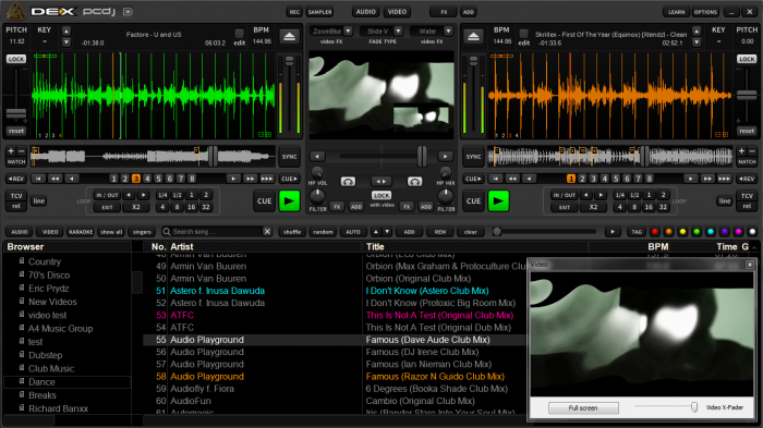 Digital 1 Audio PCDJ DEX v3.3.0 Incl.Keygen WiN/MAC-R2R