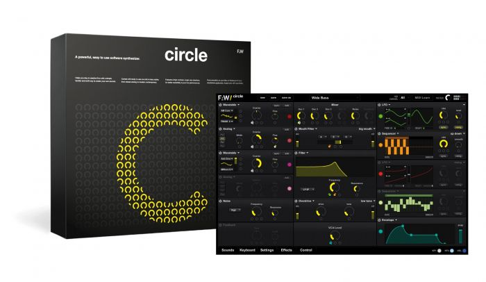 Future Audio Workshop Circle v1.1.2 READ INFO MAC OSX-Xdb
