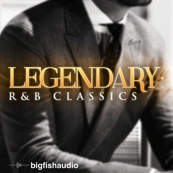 Big Fish Audio Legendary RnB Classics MULTiFORMAT SCD DVDR-SONiTUS