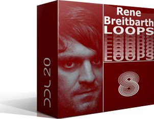 Deep Data Loops Rene Breitbarth Loops Vol.8 WAV-MAGNETRiXX