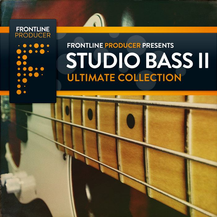 Frontline Producer Studio Bass II Ultimate Collection MULTiFORMAT-MAGNETRiXX