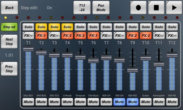 GrooveMixer Pro – Beat Studio v1.4.0 for Android