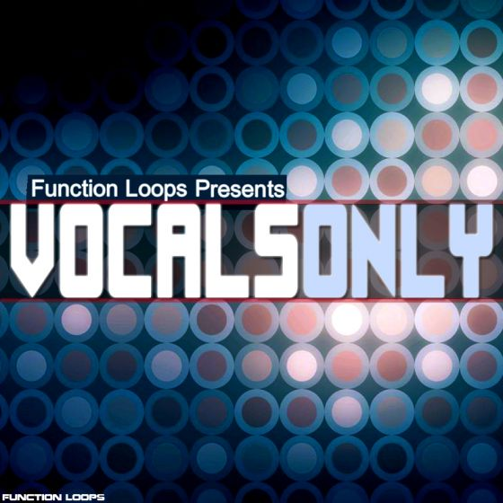 Function Loops Vocals Only WAV MiDi-MAGNETRiXX