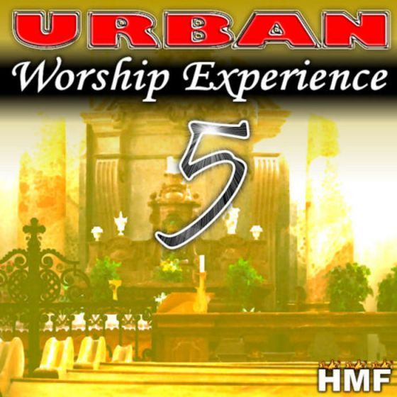 Hot Music Factory Urban Worship Experience 5 WAV MiDi REASON-MAGNETRiXX