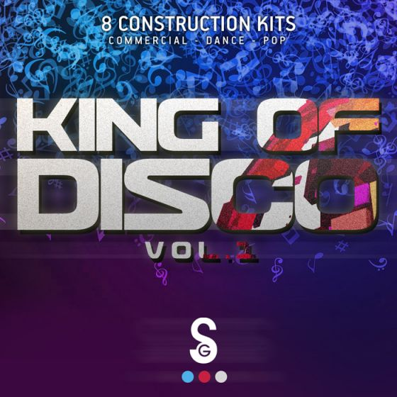 Golden Samples King Of Disco Vol.1 WAV MiDi-MAGNETRiXX