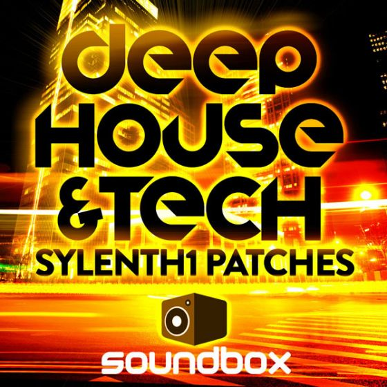 Soundbox Deep House and Tech Sylenth1 Patches for Sylenth1-MAGNETRiXX