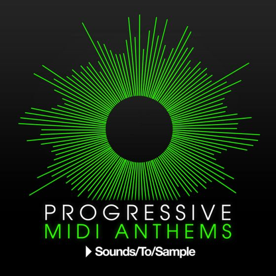 Sounds To Sample Progressive MIDI Anthems WAV MiDi-MAGNETRiXX
