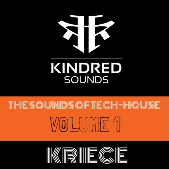 Kindred Sounds The Sounds of Tech House Volume 1 Kriece WAV-AUDIOXiMiK