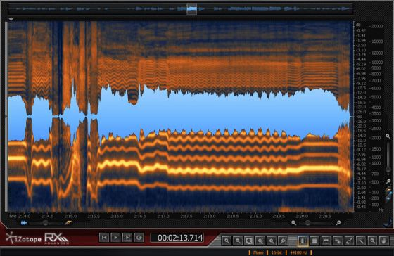 IZotope RX Advanced v3.0.0 AU VST RTAS AAX MAC OSX Intel