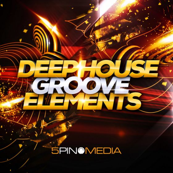 5Pin Media Deep House Groove Elements MULTiFORMAT SCD DVDR-SONiTUS