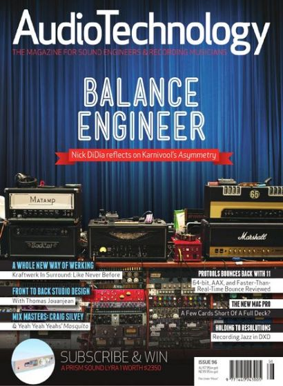 Audio Technology Issue 96, 2013